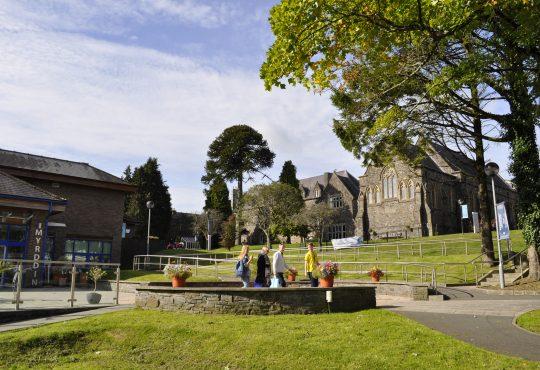 Carmarthen campus