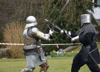 Battle Society in action