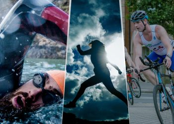 Swansea Triathlon - challenge by choice