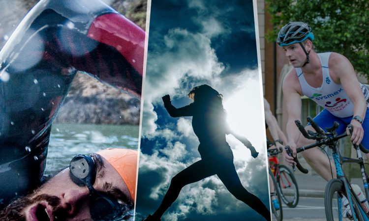Swansea Triathlon - challenge by choice