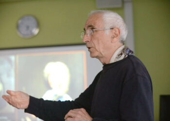 Peter Lord guest lecture